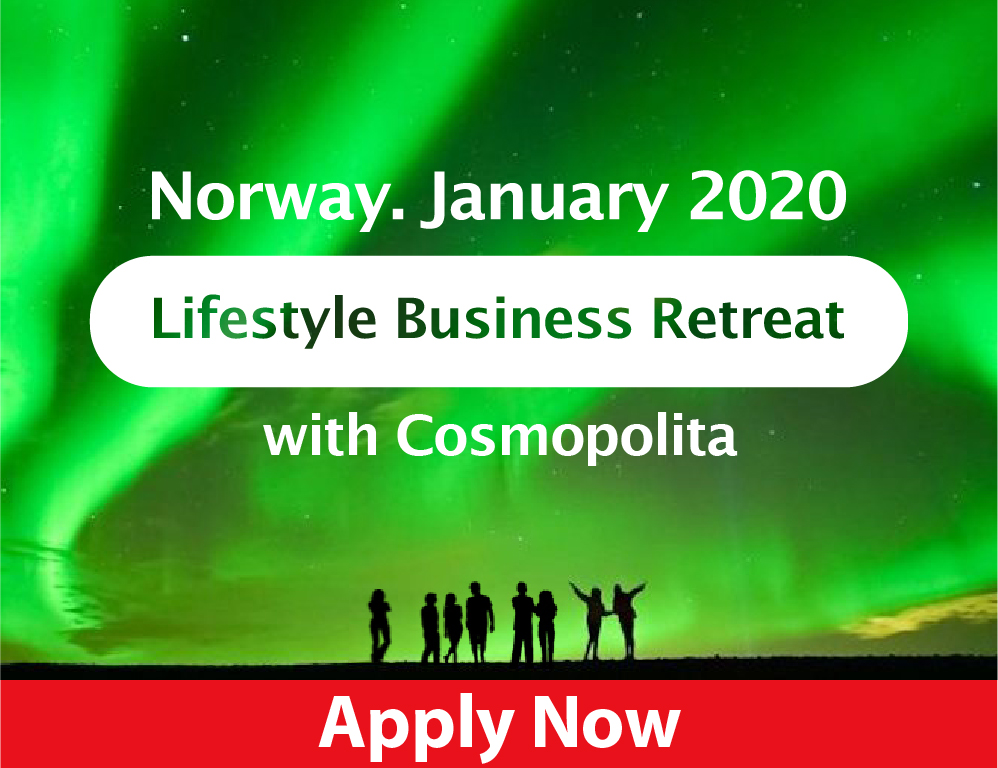 lifestyle business academy retreat cosmopolita
